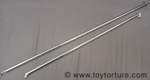 The 80cm and 100cm bars