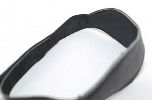 Inside material of the blind fold
