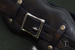 Detail of the Locking Roller Buckle