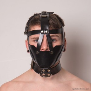Regulation Rubber Muzzle