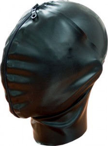 Mister B Double Faced Rubber Hood Close
