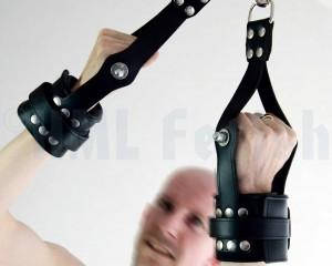 Velcro Suspension Restraints
