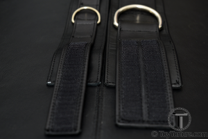 Straps of the Standard and Wide Version Compared