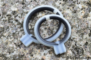 The Bi-Polar Ring Set consisting of a 40mm and a 50mm Diameter Ring