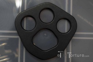 A Paw Rigging Plate