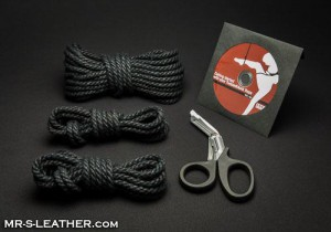 Twisted Monk Rope by Mr S