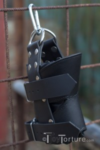 The Front of the Meo Foot Suspension Restraints