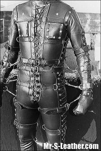 Mr S Bondage Suit