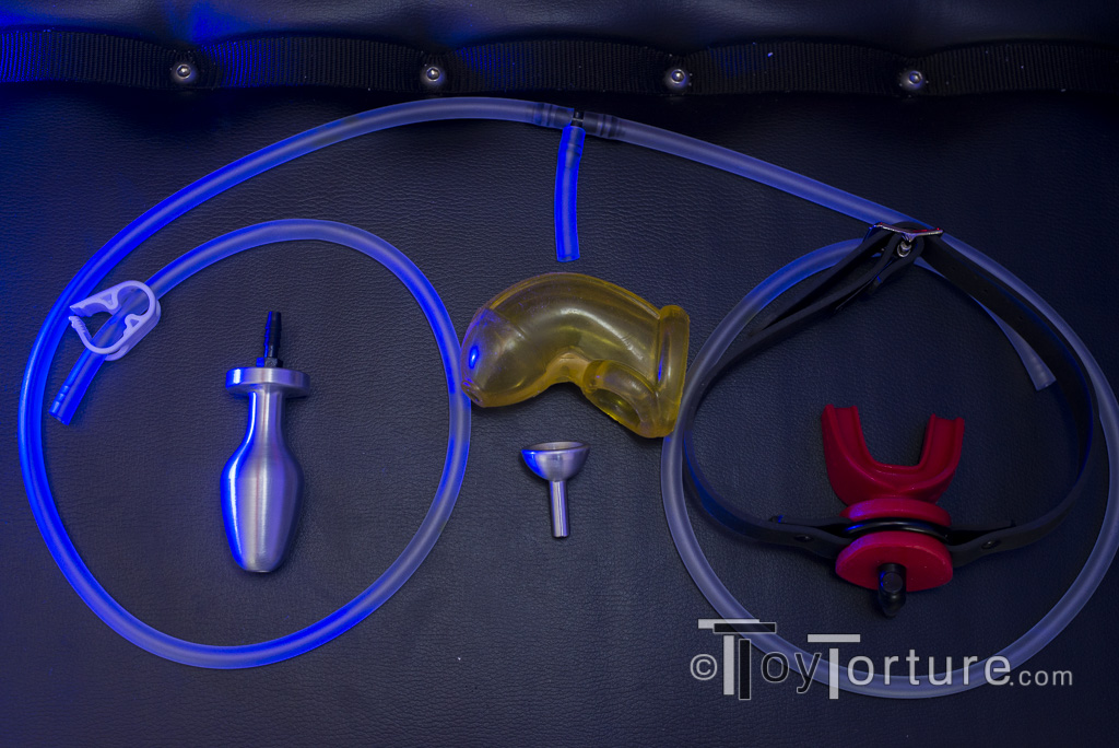 uk based! Metal Open Mouth Gag Single Metal Ring ball Gag ball gag
